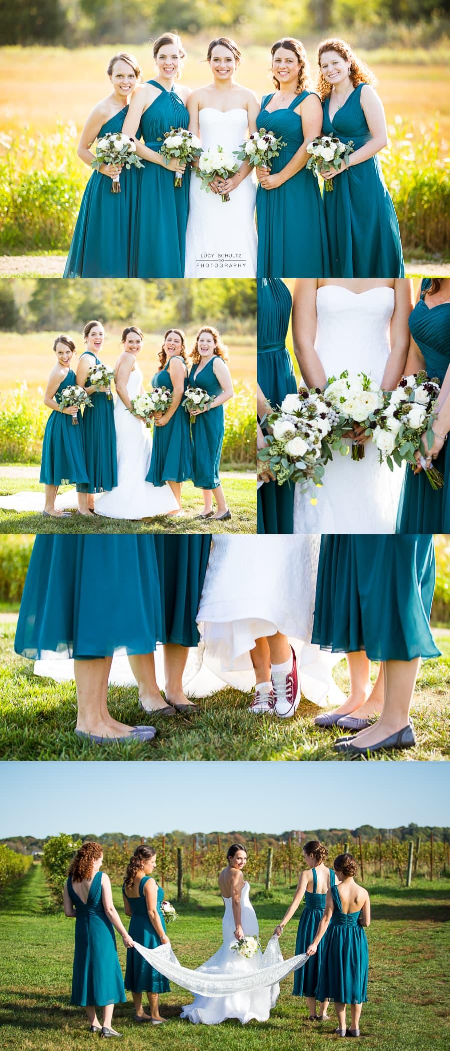 BrideAndBridesmaidsPhotoIdeas6