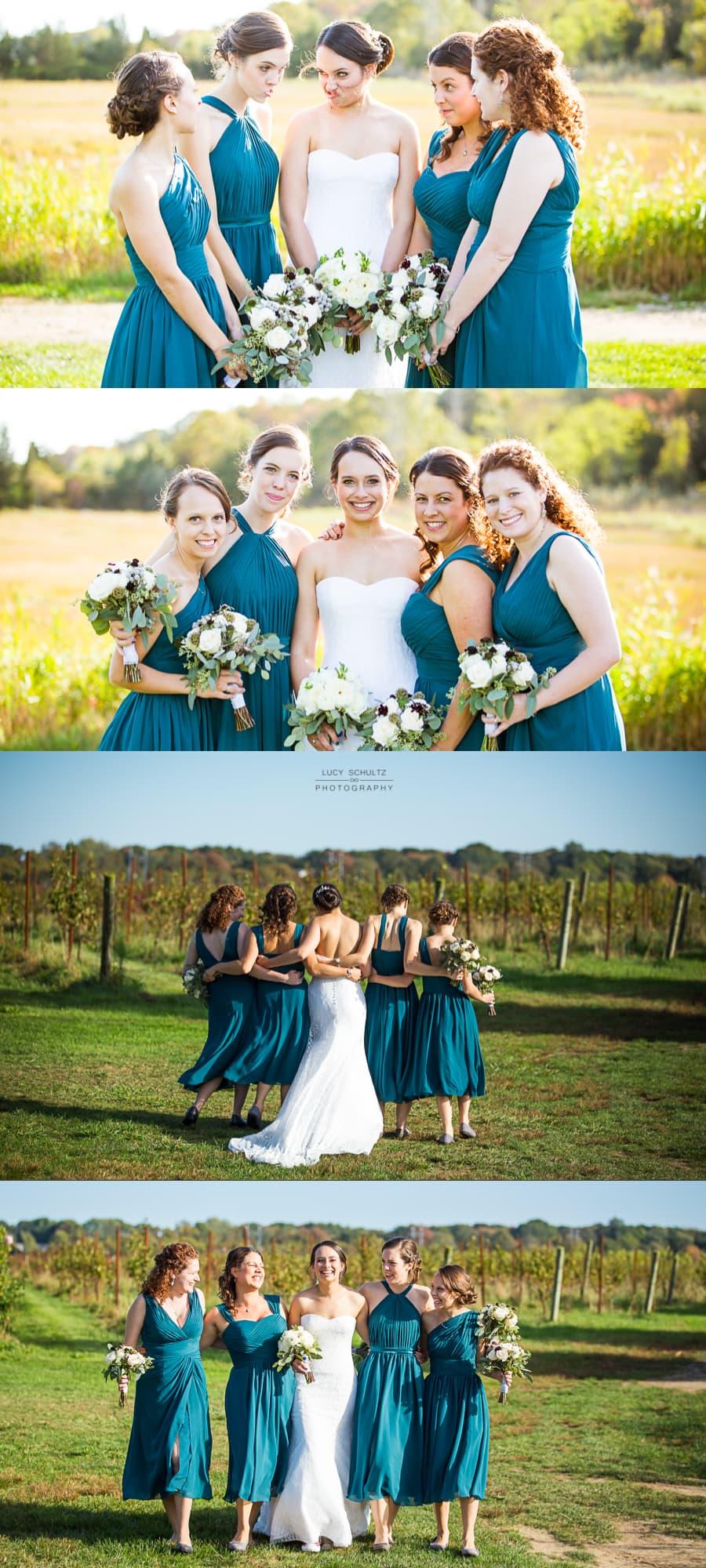 BrideAndBridesmaidsPhotoIdeas7