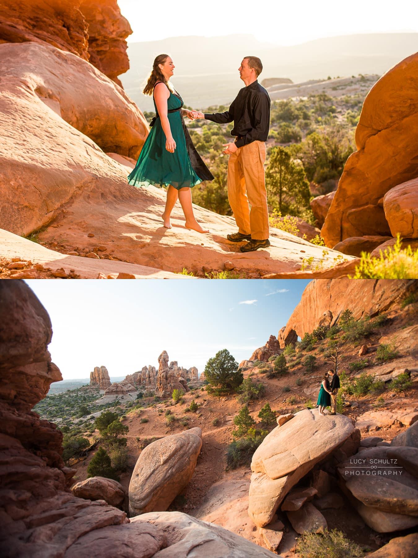 AmazingUtahEngagementPhotographerArchesMoab