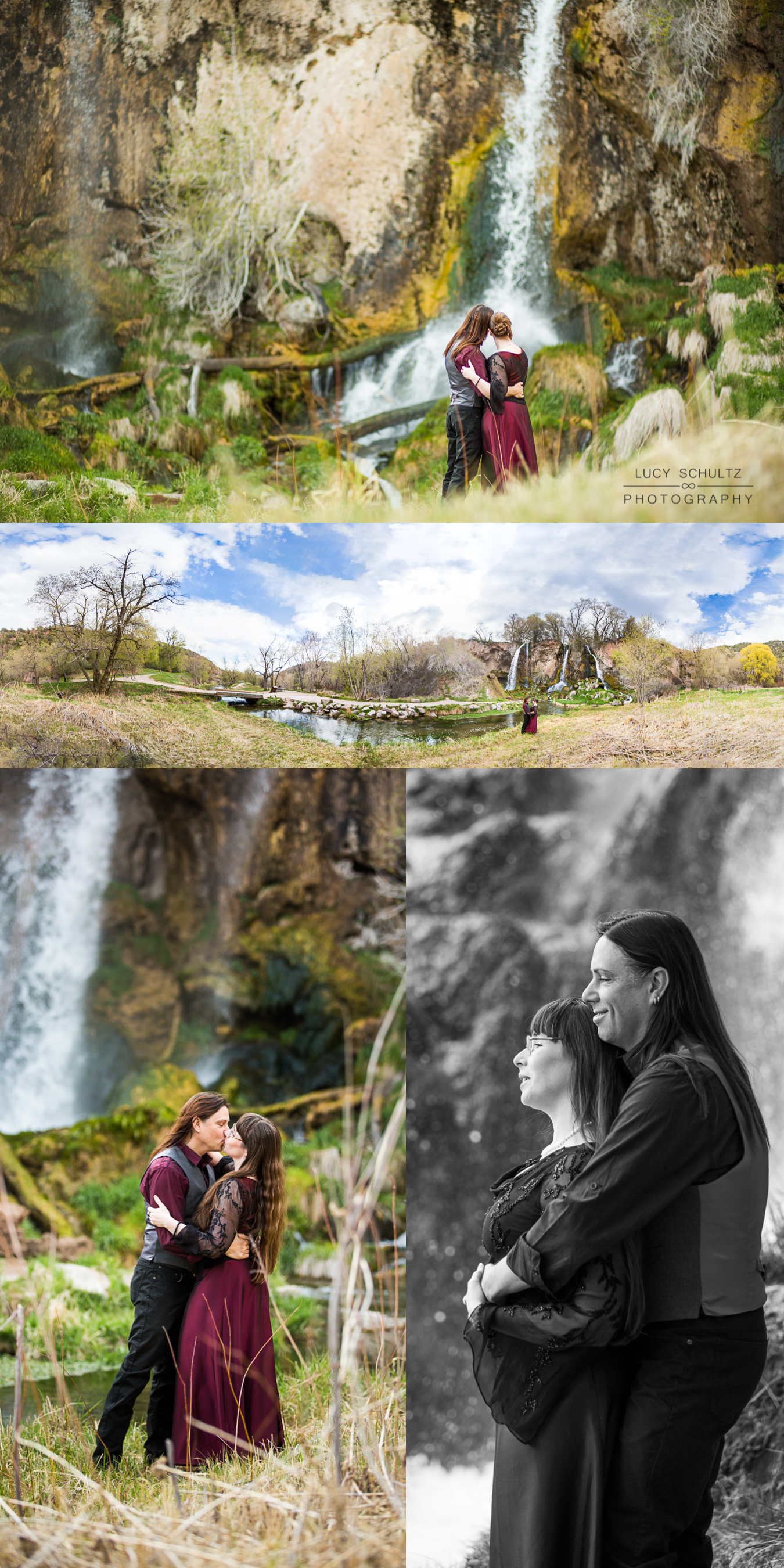 ColoradoWaterfallEngagementSession