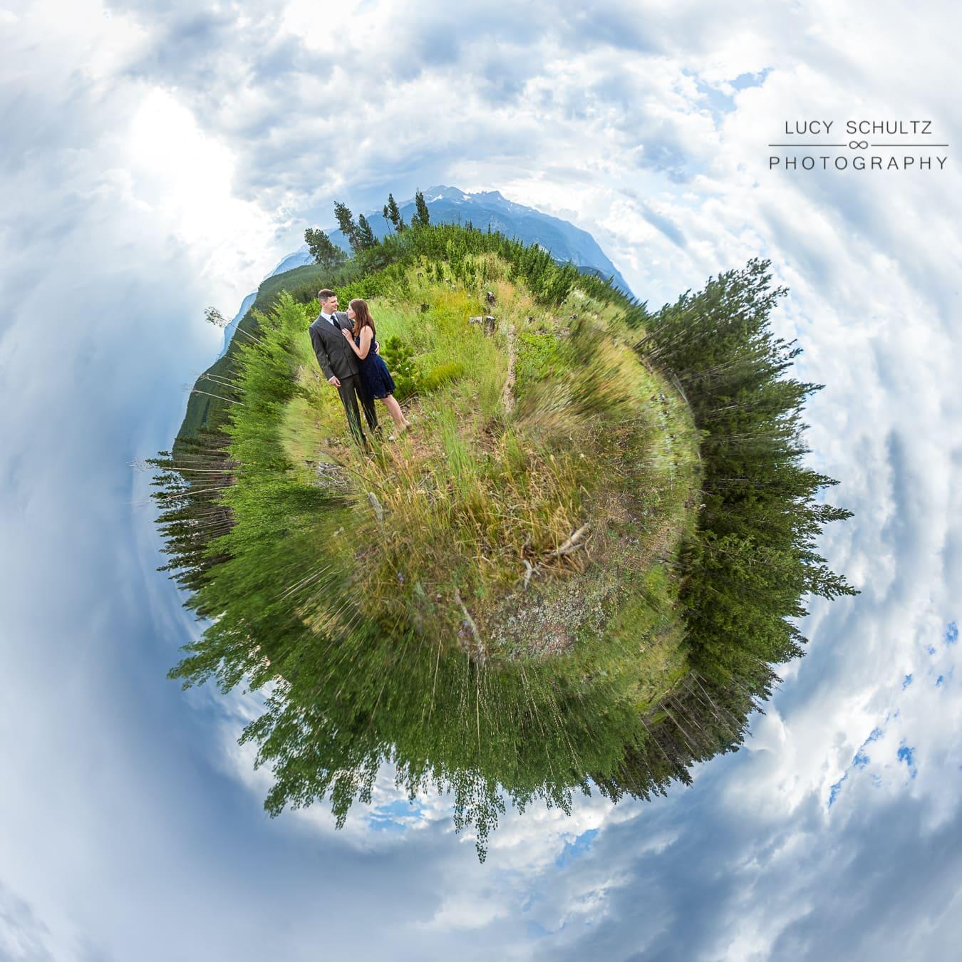 7AmazingCreativeEngagementPhotosTinyPlanet