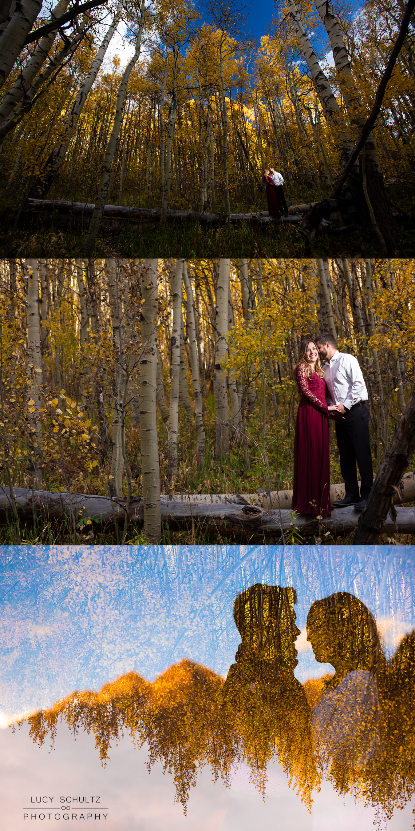 09AspenForestMaroonBellsFallEngagementSessionPhotographer