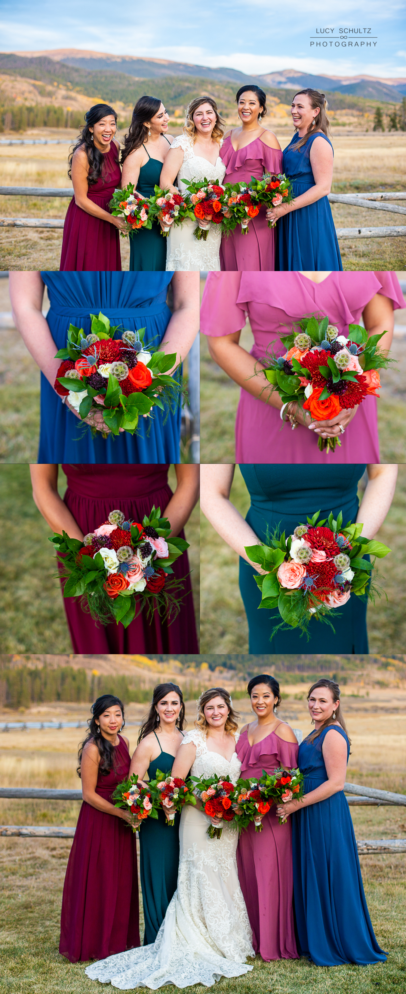 20ColorfulBridesmaidDressIdeasColoradoMountainWeddingPhotographer