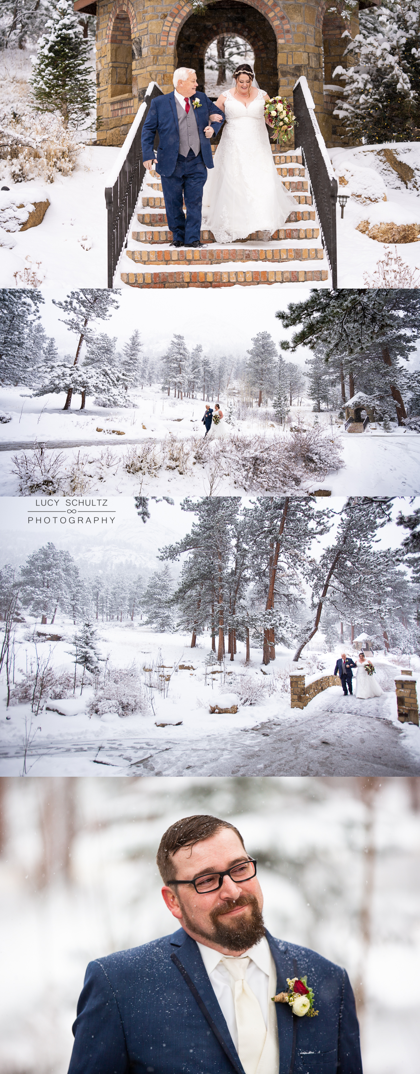 16OurdoorWinterWeddingCeremonyEstesParkColoradoWeddingPhotographer