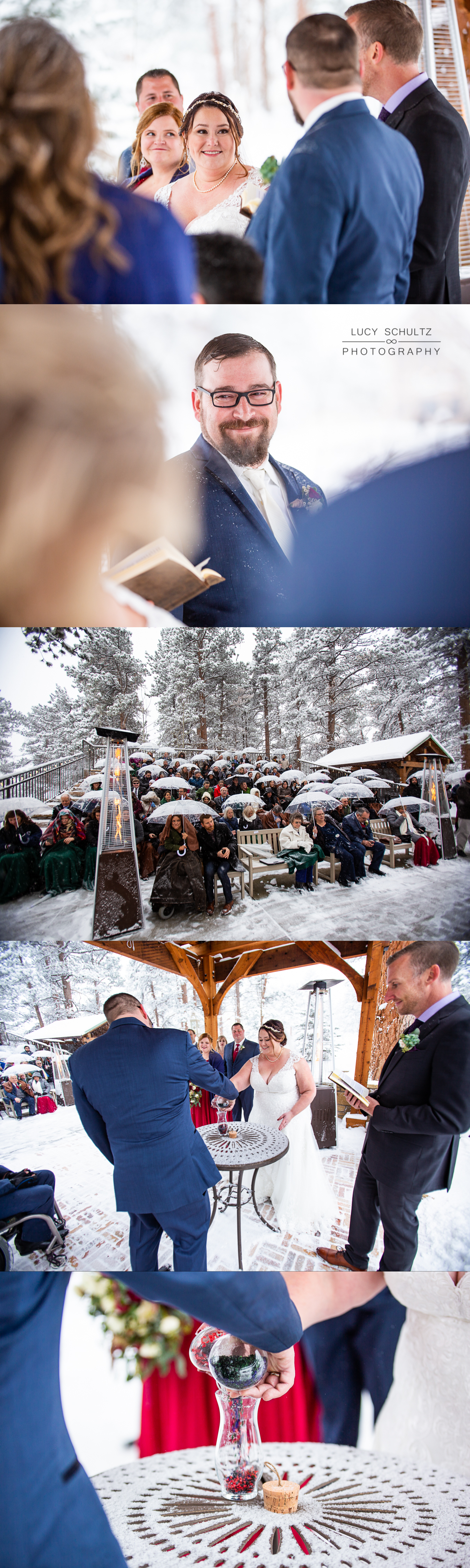 17OutdoorWeddingCeremonyDellaTerraWinterPhotographer